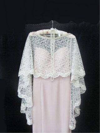 Crochet Patterns For Wedding Shrugs Free Crochet Patterns