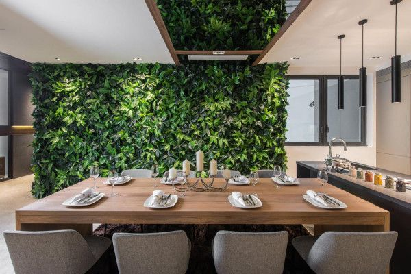 A Malaysian Apartment That Focuses on Natural Materials   Design ...