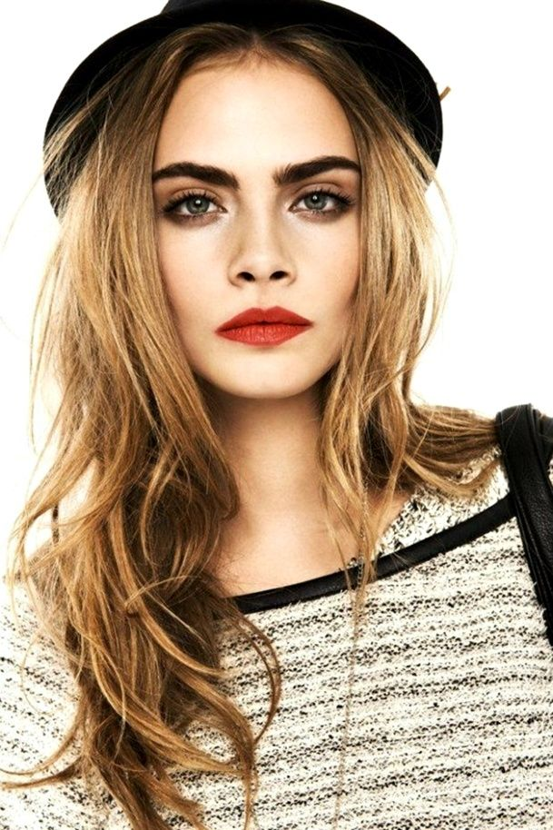 Cara Delevingne Whos That Girl Pop Culture And Fashion Magic