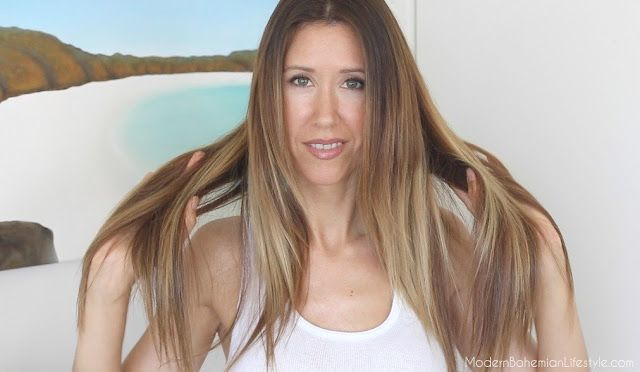 How I Maintain Ombre Balayage Hair At Home | Modern Bohemian ...