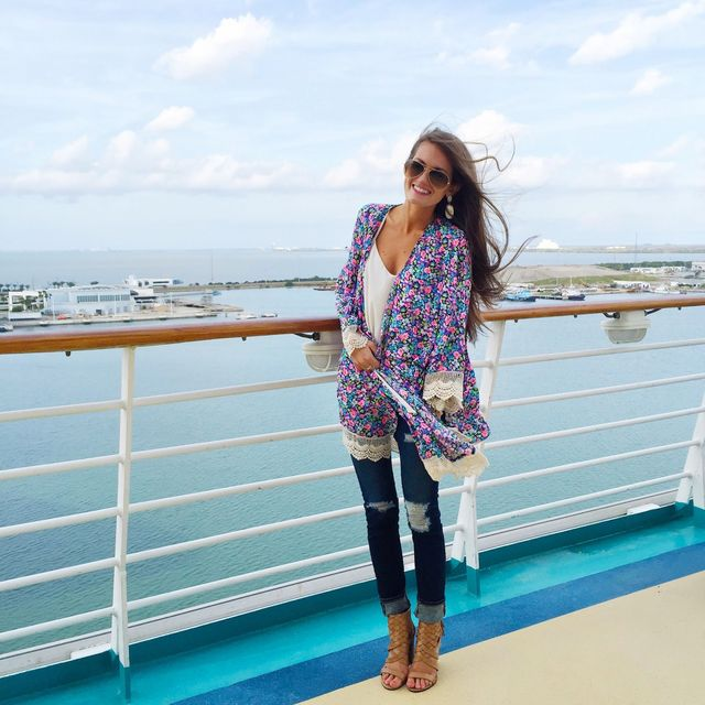 Royal Caribbean Cruise Recap Southern Curls Amp Pearls Bloglovin