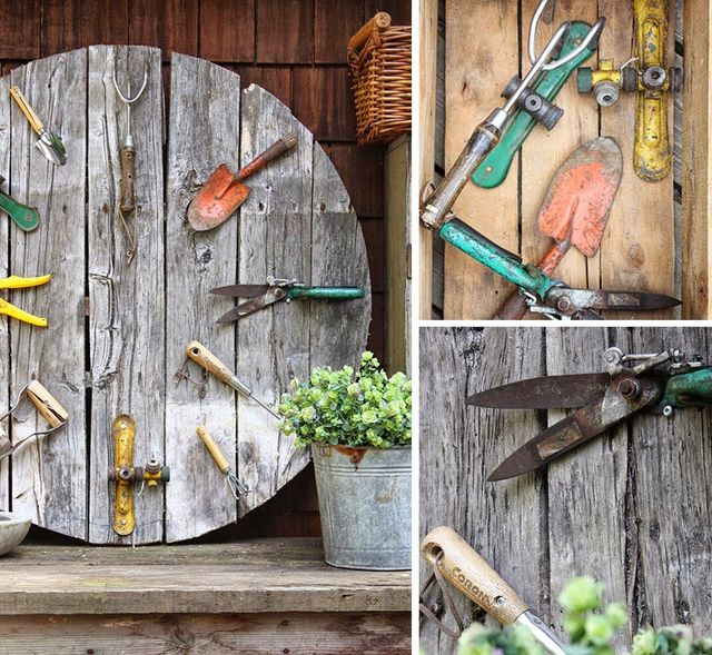 15 reclaimed wood projects you can