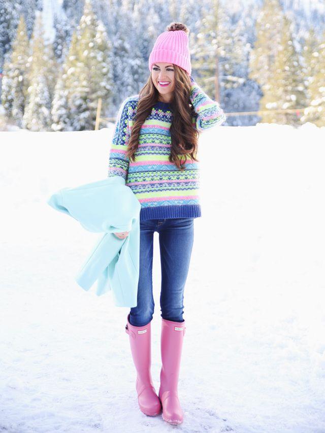 winter in lake tahoe southern curls amp pearls bloglovin�