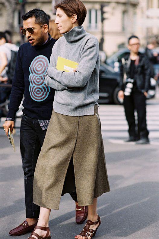 Vanessa Jackman: Paris Fashion Week AW 2013