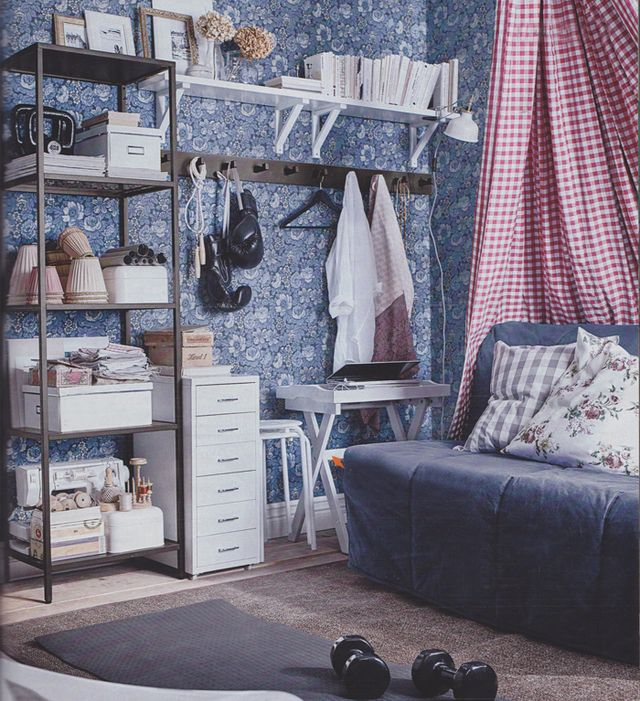 20 cool decorating tricks   finds from the 2016 ikea catalogue ...