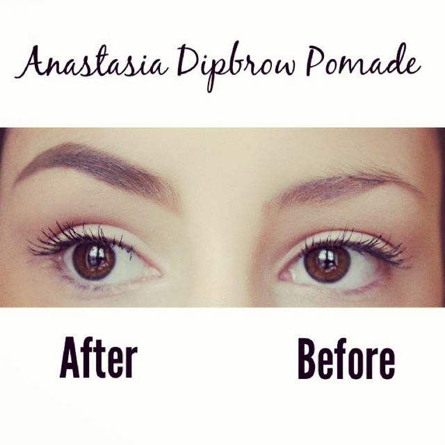 Anastasia Dipbrow Pomade Review Vanessas Beauty Fix Bloglovin