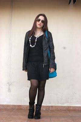 Total black outfit  9934c78a2a7