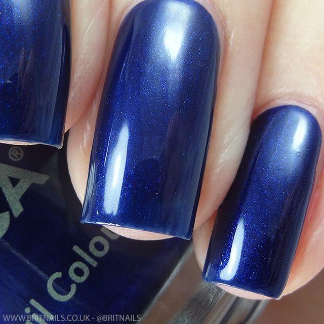 Jessica The Truest Of Blues Duo | Brit Nails | Bloglovin\'