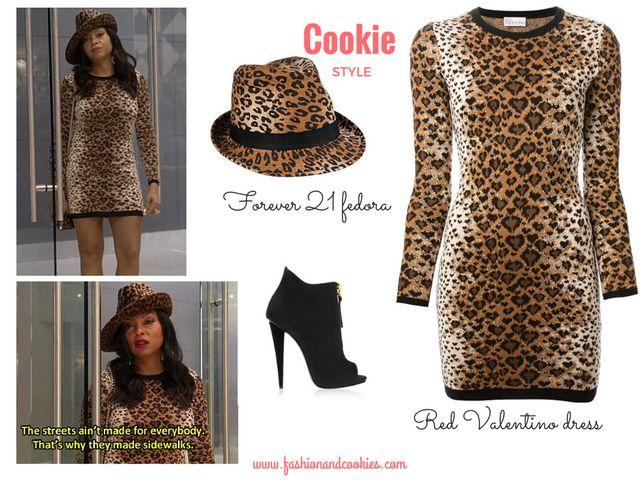 Non solo la moda di Cookie comprende tanti abiti ed è vistosa 776c66dcf0e