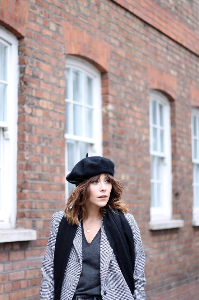 ded95bc46802fe Raspberry Beret | Pages By Megan | Bloglovin'