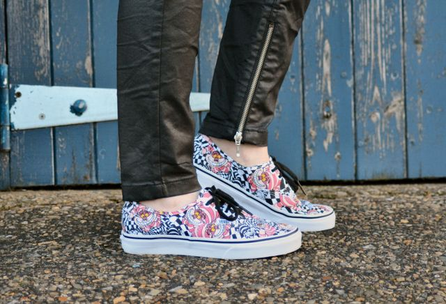 a12e5c5602 I love how Vans fit and wear anyway