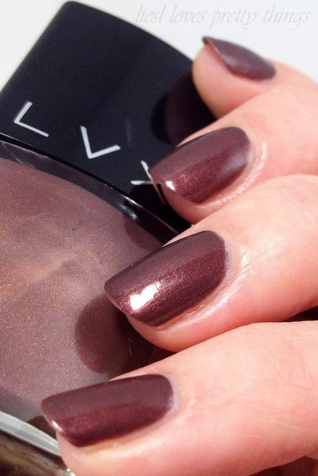 Pantone 2015 Color of the Year: Marsala Polish Picks | Liesl Loves ...