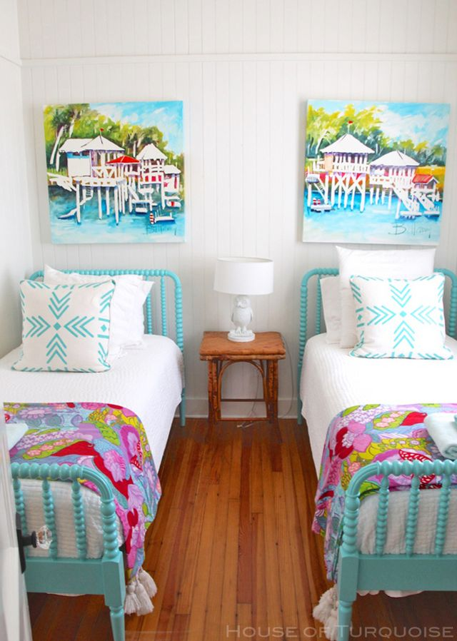 Cottage on the Green - Tybee Island | House of Turquoise ...