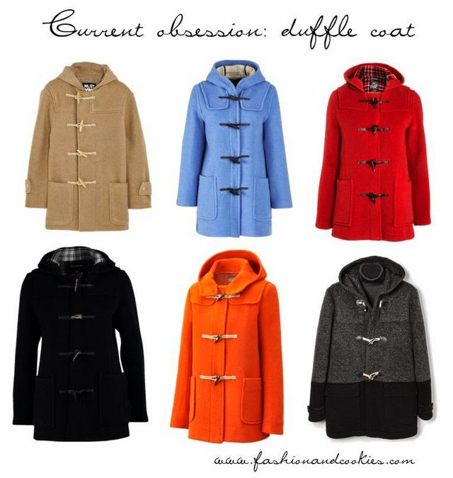 dfabd4c8b62dac Current obsession: the Duffle Coat | Fashion and Cookies | Bloglovin'