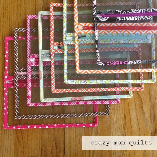 Wip Bags For Happies Crazy Mom Quilts Bloglovin