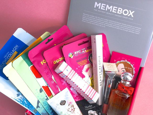 a2f18658db0 Memebox Global Edition  14  Unboxing and Review