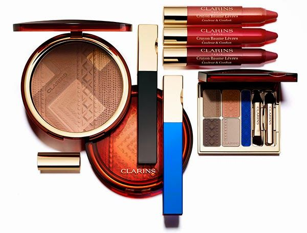 93fcdad1d3e8b Clarins Colors of Brazil Summer Bronzing Compact and Fix MakeUp Overview
