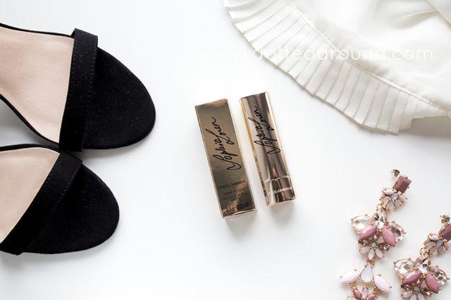 55522c373a87 Dolce&Gabbana Sophia Loren n°1 lipstick | swatch | Dotted Around ...