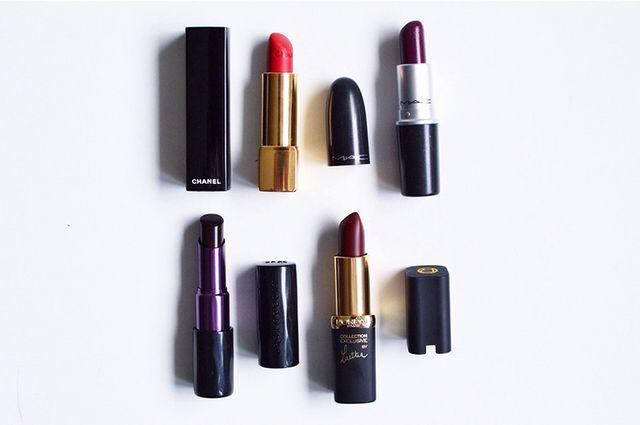 15729d1d904 Lipstick picks for fall!   Anna Elisabeth   Bloglovin'