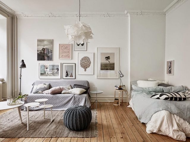 Small Dreamy Studio Apartment Daily Dream Decor Bloglovin