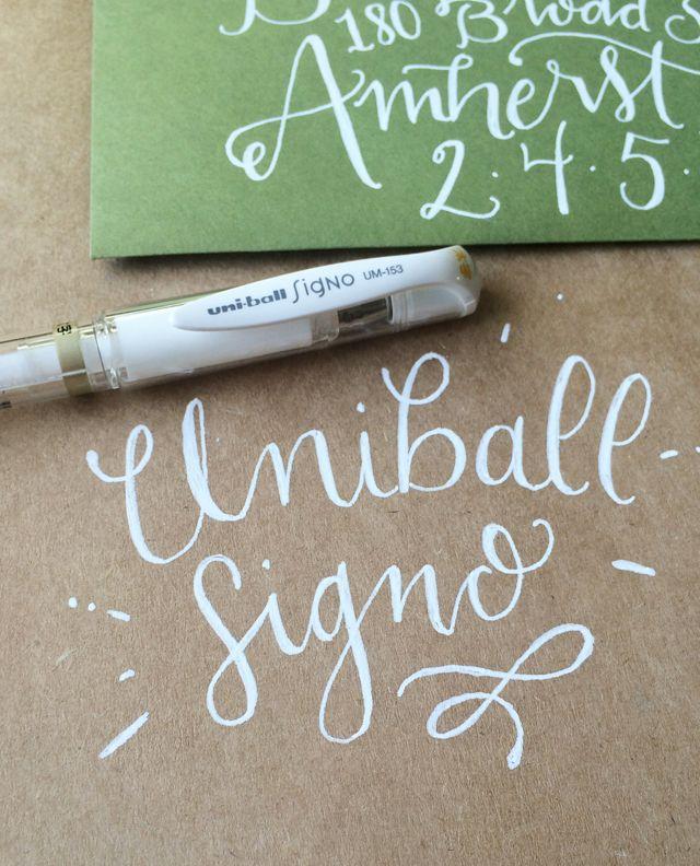 Favorite Lettering Supplies With Megan Wells Alisaburke