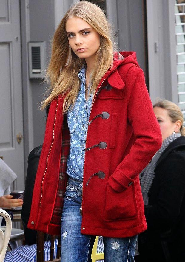 ... giacca di media lunghezza con i jeans ma anche con mini e maxi gonne 20b84c47049