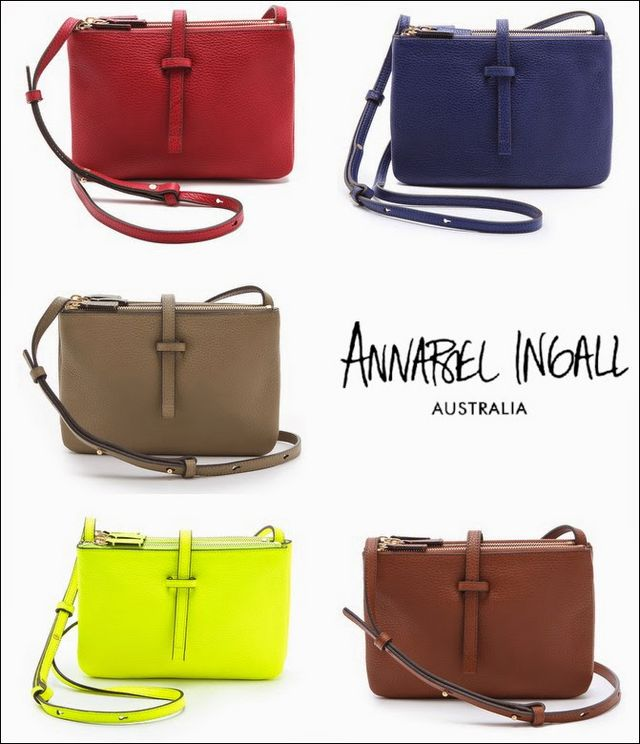 ef8226128e1f LOOK FOR LESS Annabell Ingall Jojo Cross-Body Shoulder Bag