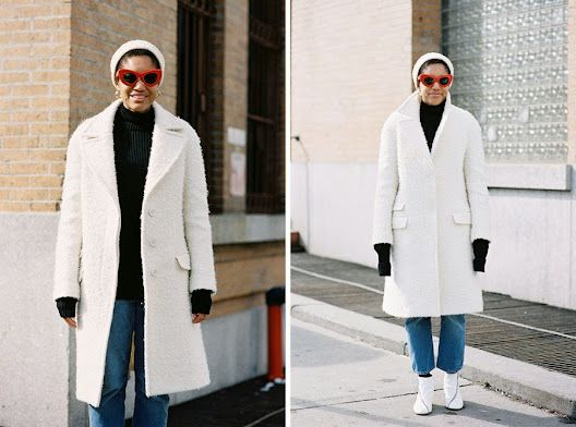 New York Fashion Week AW 2014.Tamu | Vanessa Jackman