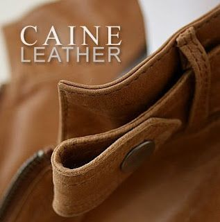 298ea4c3f Caine Leather   A Very Sweet Blog   Bloglovin'