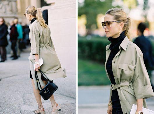 Vanessa Jackman: Paris Fashion Week SS 2015.Kati