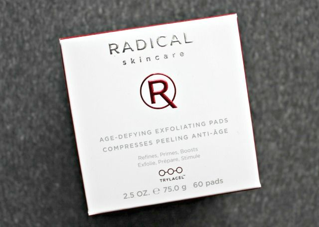 bf1692a7767ae0 Review  Radical Skincare Age-Defying Exfoliating Pads