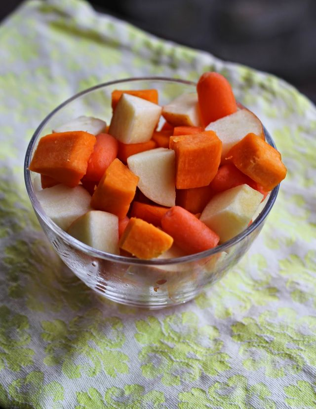 How Long To Boil Carrots For Baby Food