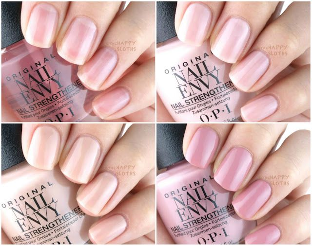 New opi nail envy nail strengthener strength color review and made with hydrolyzed wheat protein and calcium the opi nail envy strengthens the nails by preventing peeling and brittleness now the original nail envy solutioingenieria Image collections