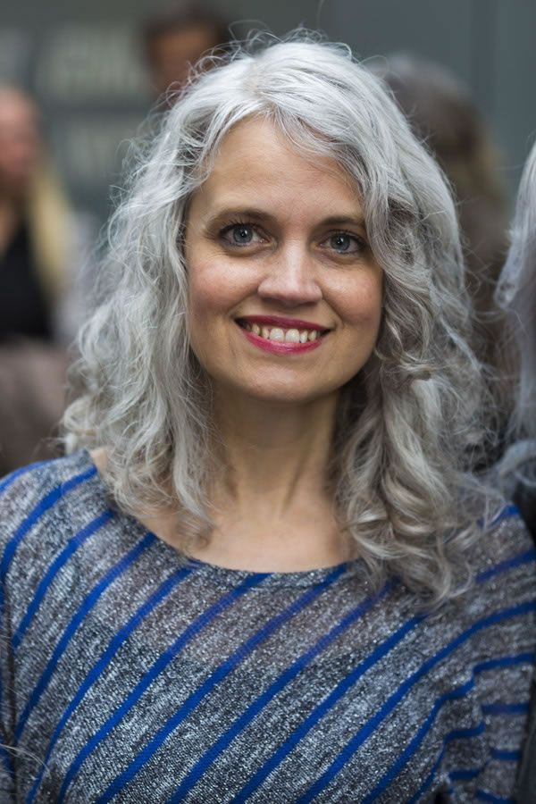 Throwback Thursday: Celebrating women with long grey hair and how to break  the plus size rules