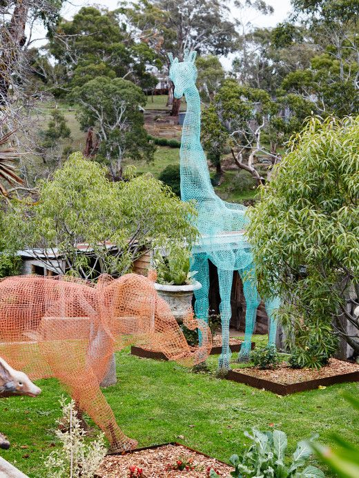 lucy sculpture david and yuge bromley and family the design files bloglovin