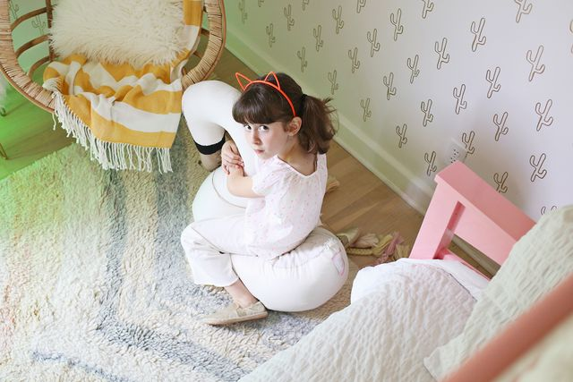 Elsie S Palm Springs Inspired Kiddo Room A Beautiful