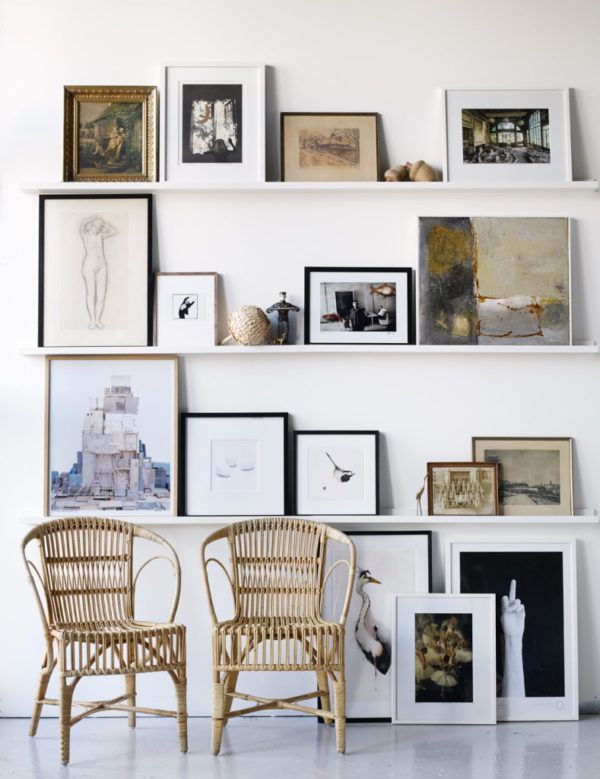 How to Perfect the Salon-Style Hang: An Easy Guide | Art for Sale ...