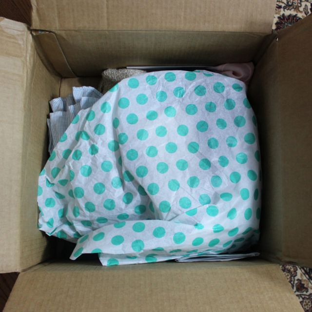 """217952a1 ThredUP """"Office Styles"""" Goody Box Review – January 2018 