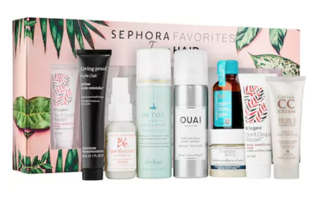 Sephora Iconic Hair Cult Classics Collection Kit – Available
