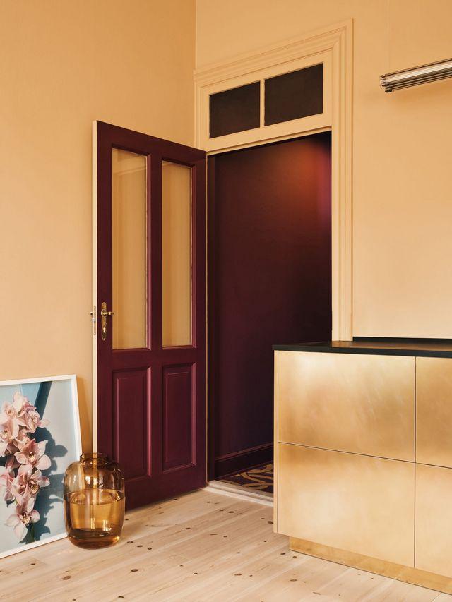 Solid Gold Danish Fashion Designer Stine Goyas Studio Kitchen