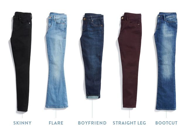 5bcc3ab1c7cf You don't need to be skinny to sport these jeans. The best complement to a  pair? A billowy blouse that hides your tummy while the super-stretch denim  ...