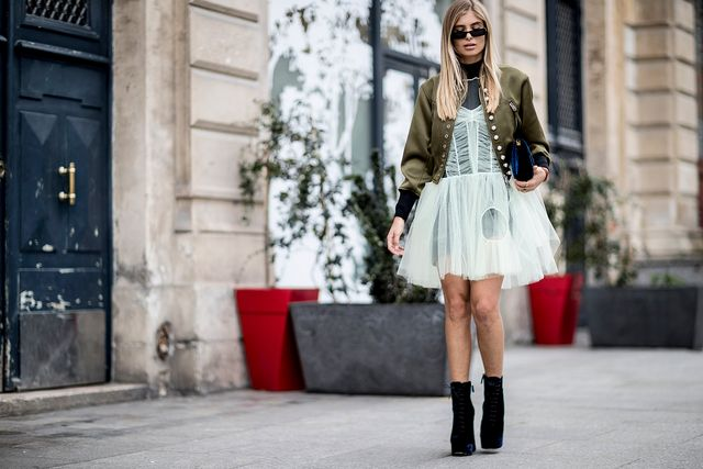 2a9df883274 Fashion Girl Ways to Wear Sheer Dresses IRL