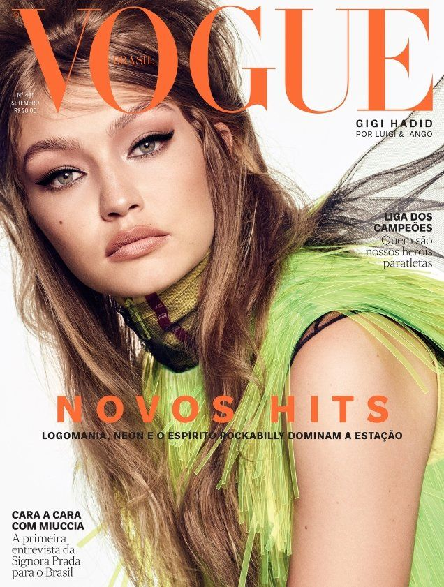 54d21c3d5a0 Gigi Hadid s September Cover of Vogue Brazil Looks Very Familiar ...