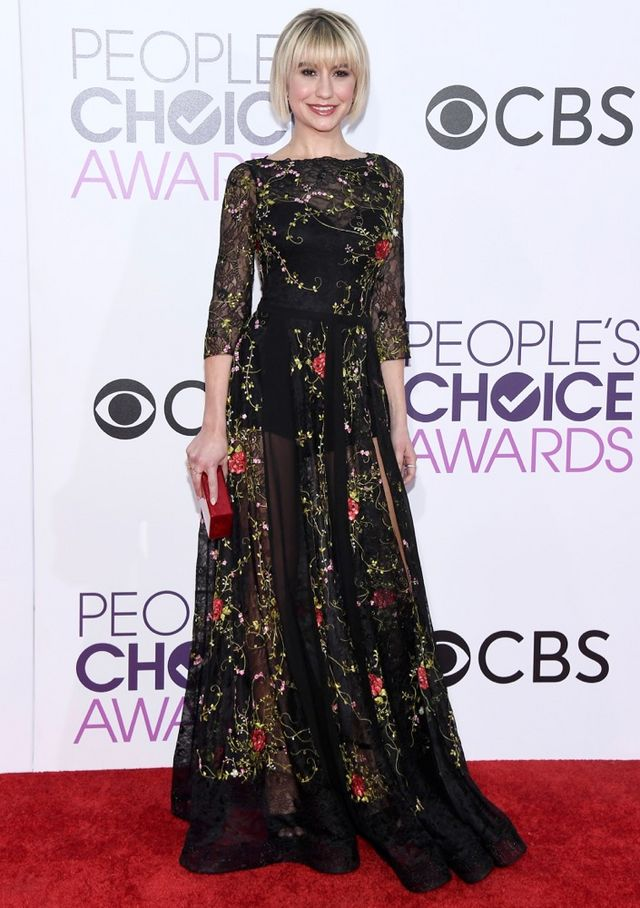 9d7a4e742e All the Fashion Highlights From the 2017 People s Choice Awards Red ...
