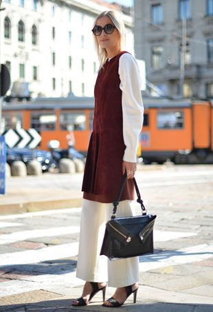 df3bbb48a37d 10 Clever Styling Tricks for Wearing Your Summer Dresses in the Fall ...
