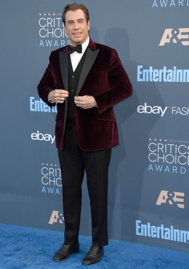 8866b1468cef6 All the Best Looks From the 2016 Critics  Choice Awards Blue Carpet ...