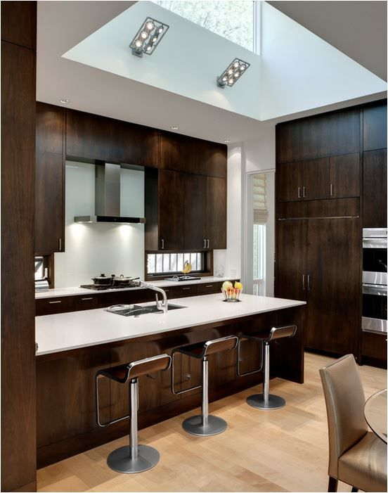 wood kitchen cabinets revisited - Kitchen Cabinet Surfaces