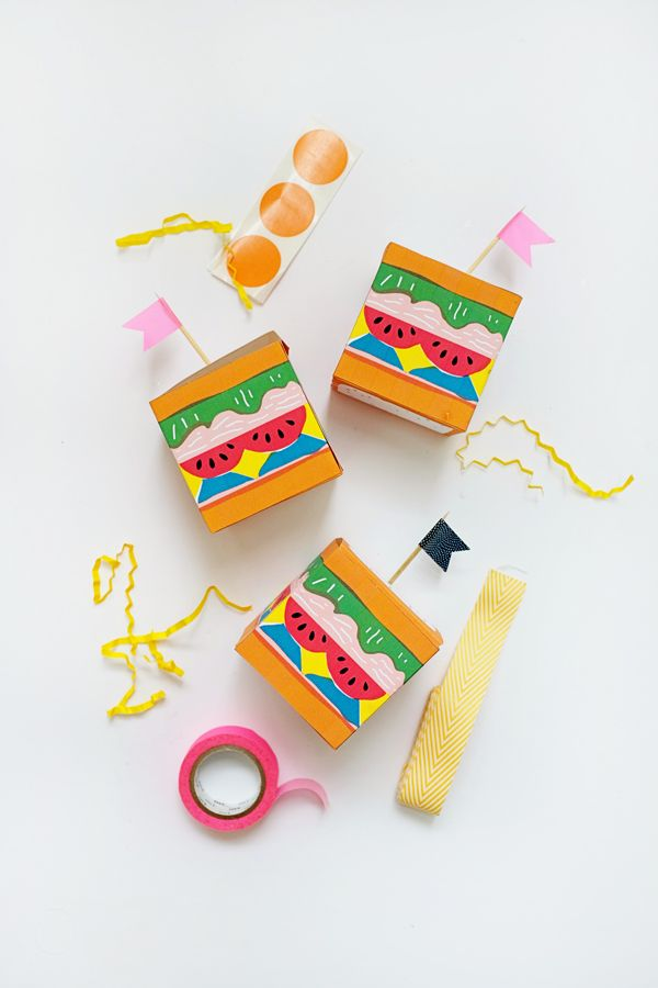 Printable sandwich treat boxes oh happy day bloglovin these fun boxes are easy to make and can be filled with any small post sandwich treat like your extra halloween candy this will be the sweetest sandwich maxwellsz
