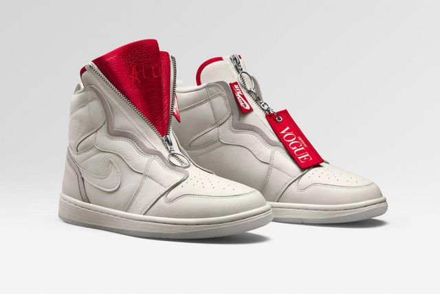 a6db447ab623a8 Anna Wintour Collaborates with Nike on Jordan Sneakers