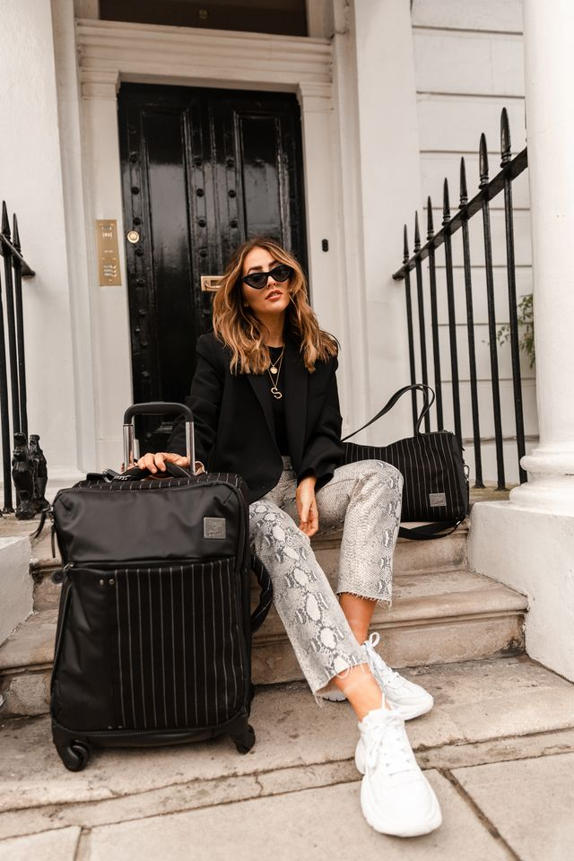 6b9b4766fb9 Travelling In Style And The Joys Of Fancy Luggage